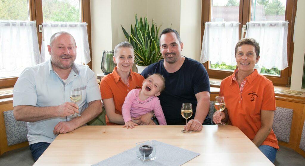 Familie Baier Ziersdorf Weinlandhof